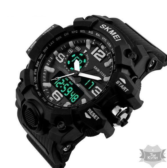 b1e5ab443ed5 Мужские наручные спортивные часы Skmei Hamlet (1238)