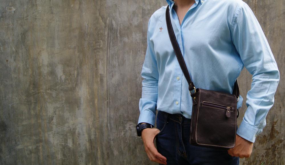 Кожаная сумка для мужчины: какую выбрать и почему ее стоит покупать?