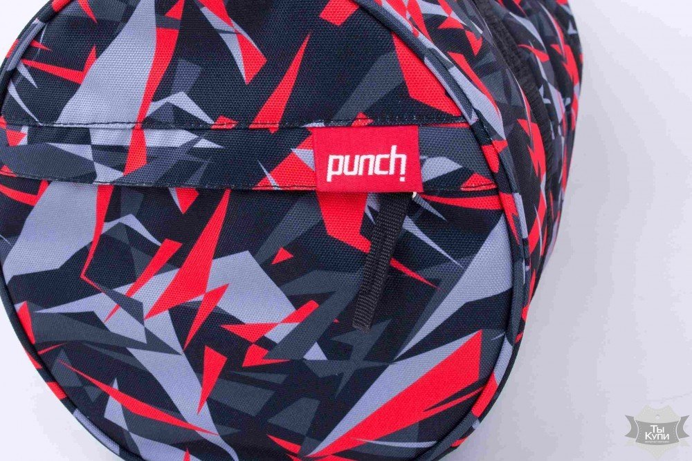 Спортивная сумка Punch - Barrel, Prick Red 15 L