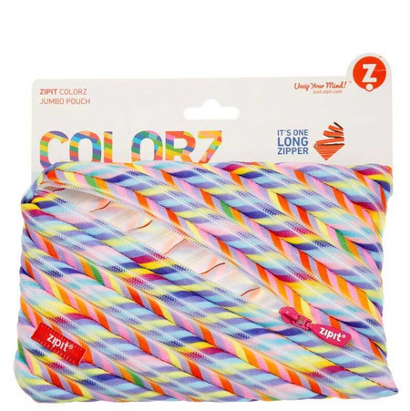 Пенал ZIPIT COLORZ JUMBO STRIPES (ZTJ-CZ-STRI) купить